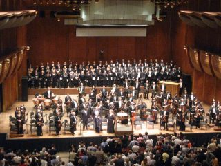 New York Philharmonic at Lincoln Center - Avery Fisher Hall