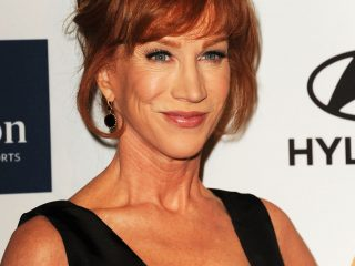 See Kathy Griffin at The St. George Theater