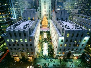 Take a tour of the Rockefeller Center