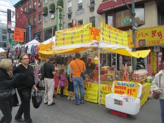 Lower East side Festival