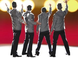 See Jersey Boys tonight at 7pm