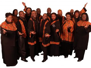 Harlem Gospel Choir at 2pm