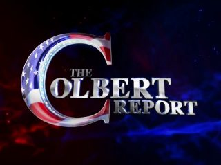 The Colbert Report filming at 4pm