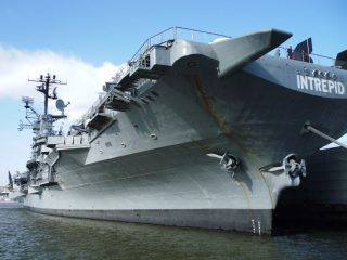 Visit The Intrepid Sea, Air & Space Museum