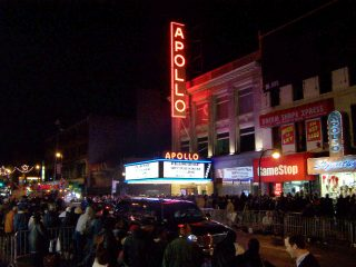 Visit the world famous Apollo Theatre