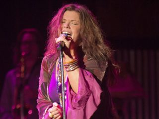 A Night with Janis Joplin at 8:15pm