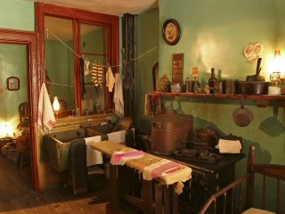 Visit The Tenement Museum