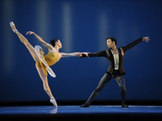 The San Francisco Ballet will be performing in Lincoln Center.