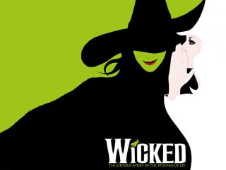 Wicked is playing at The Gershwin