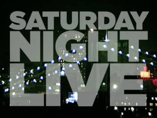 Live from New York it's Saturday Night!