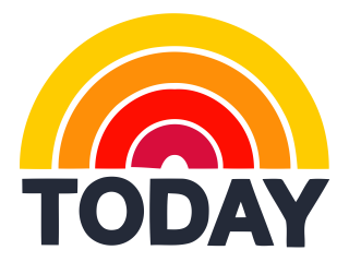 The Today Show filming at 7am