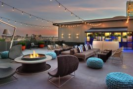 Rooftop@Revere Private Space - Host your next event overlooking Boston
