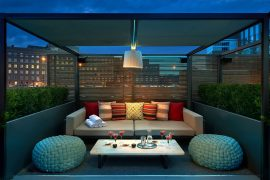 Rooftop@Revere Cabana - Spend the day relaxing by the pool