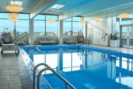 Rooftop Indoor Pool - Open all year