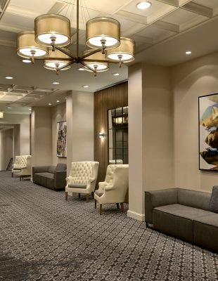 Grand Master Ballroom Pre-Function Area
