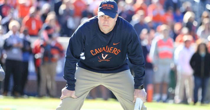 Coach's Corner with Bronco Mendenhall