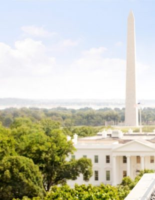 Celebrate Independence Day in the Nation's Capital from a Vantage Point overlooking the White House, at The Hay-Adams