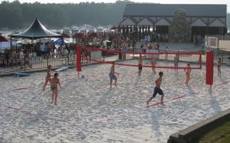 97.1 The River Volleyball Tournament