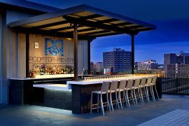 Rooftop@Revere Bar - Enjoy the best views of the Boston Skyline