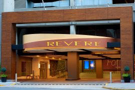 Exterior View of the Revere Hotel