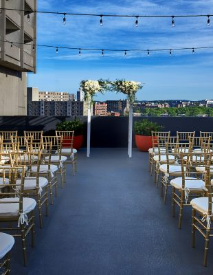 Private Event Space on our Roofdeck