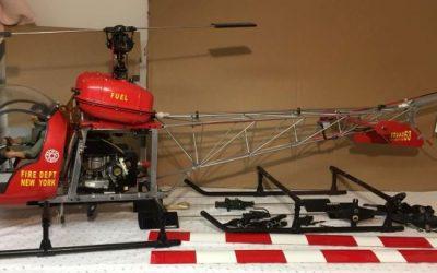 Hirobo Bell 47 G2 nuova versione