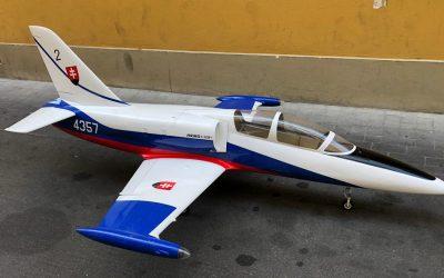 L 39 Albatros C&C model