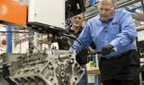 Hendrick enjoys engine building experience