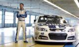Johnson and Kahne at NASCAR shoot