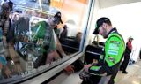 Dale Earnhardt Jr., No. 88 team at Las Vegas