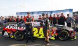 Photos: Gordon's second consecutive pole