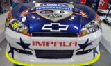 Johnson's No. 48 Lowe's Summer Salute Chevy