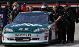 Practicing for Kansas Speedway: Part one