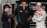 Testing at Kentucky Speedway