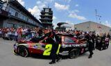 No. 24 team at Indianapolis