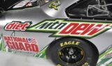 Earnhardt's 2012 Diet Mountain Dew scheme