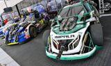 'TRANSFORMERS' cars on display at Daytona