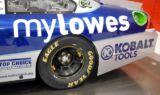 Johnson's No. 48 Chevy for Talladega