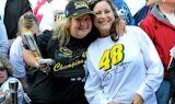 Hendrick Motorsports fans at Kansas, Talladega