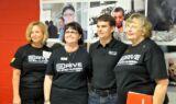 Jeff Gordon visits Charlotte, N.C., food bank