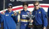 Elliott opens 2012 with win