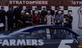 Kahne wins first pole with Hendrick Motorsports