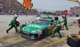 No. 88 team at Martinsville