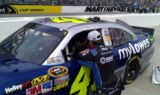 No. 48 team at Martinsville
