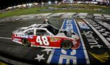 No. 48 team at the All-Star Race