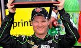 Earnhardt wins at Michigan