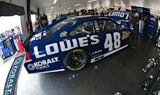 Jimmie Johnson and the No. 48 team at Pocono