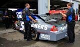 Kasey Kahne and the No. 5 team at Watkins Glen