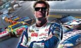 Dale Earnhardt Jr. on 'NASCAR The Game' cover