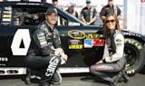 Johnson opens Chase with pole win